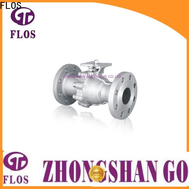 Wholesale 2-piece ball valve pneumaticworm for business for closing piping flow