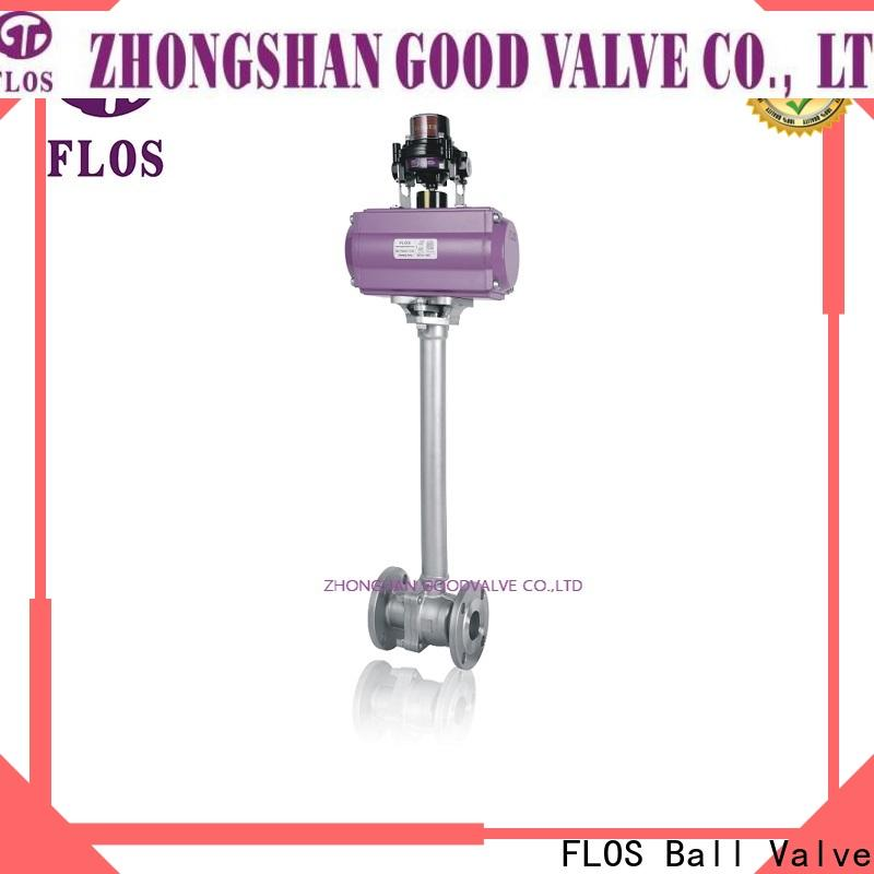 FLOS position ball valves Suppliers for directing flow
