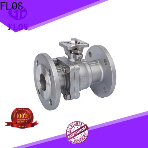 Custom ball valves positionerflanged factory for directing flow