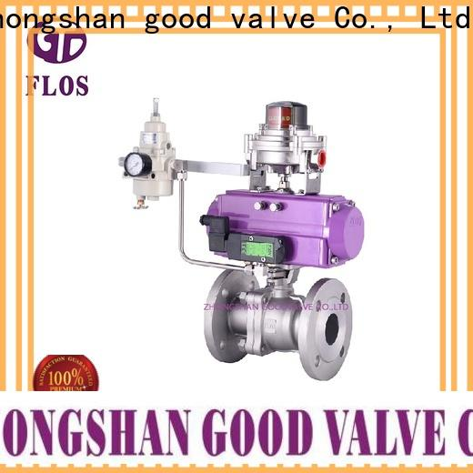FLOS Latest stainless ball valve for business for directing flow