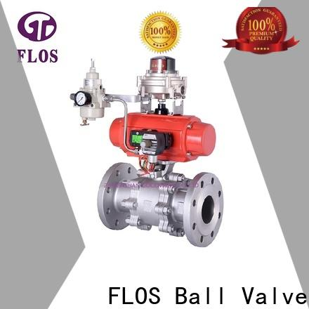 Wholesale three piece ball valve position Suppliers for directing flow