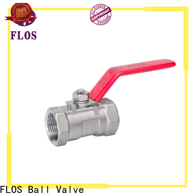 FLOS electric flanged gate valve factory for directing flow