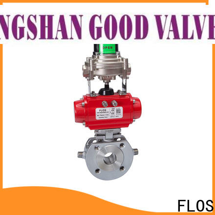 FLOS Wholesale 1 pc ball valve manufacturers for directing flow