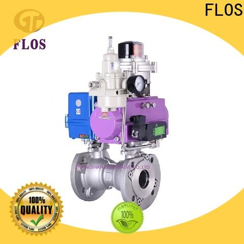 FLOS Best uni-body ball valve company for directing flow