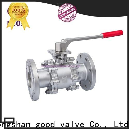 FLOS pneumaticworm 3 piece stainless steel ball valve company for closing piping flow
