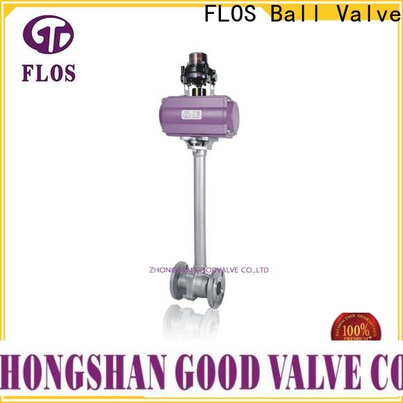 FLOS switchflanged two piece ball valve Suppliers for directing flow