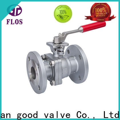 FLOS valve two piece ball valve Supply for directing flow