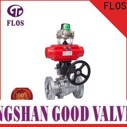FLOS High-quality two piece ball valve for business for directing flow