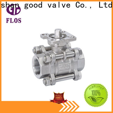 FLOS highplatform stainless valve Suppliers for opening piping flow