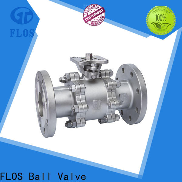 High-quality three piece ball valve pneumatic for business for directing flow