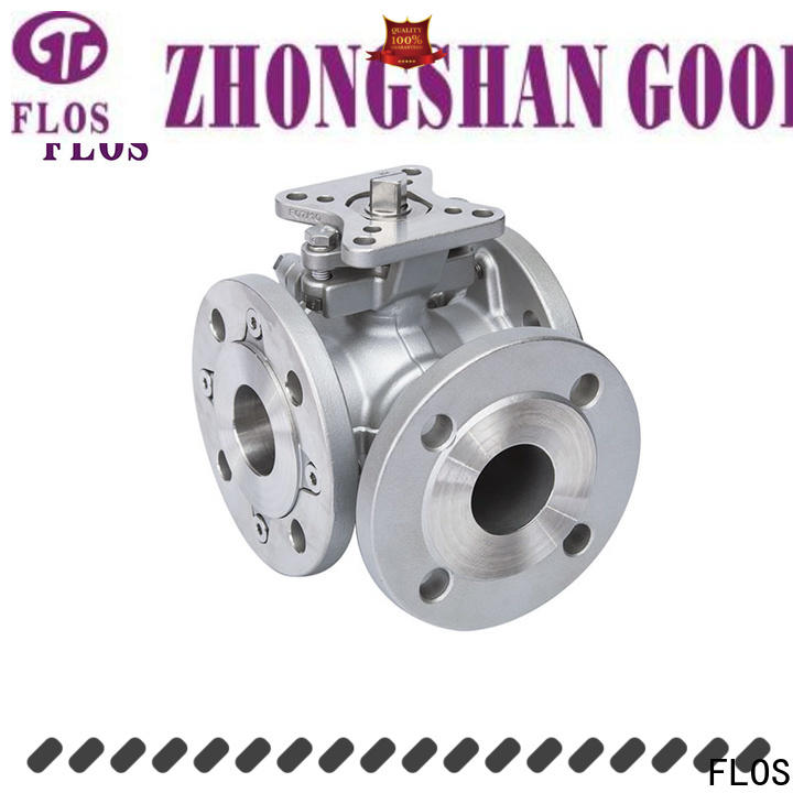 FLOS Best three way ball valve for business for directing flow