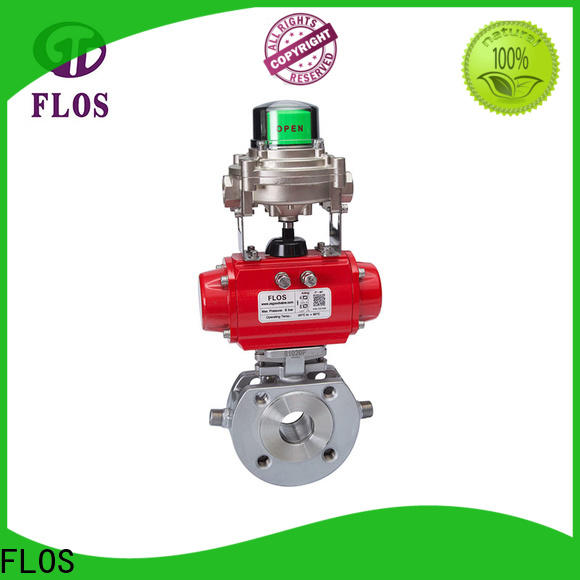 New 1-piece ball valve manual company for closing piping flow