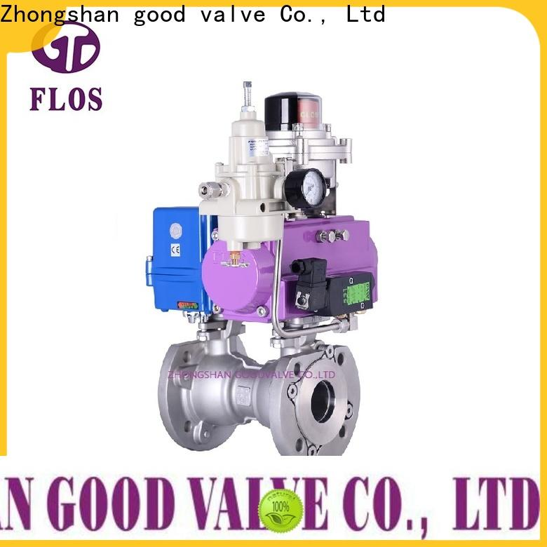 FLOS High-quality flanged gate valve company for directing flow