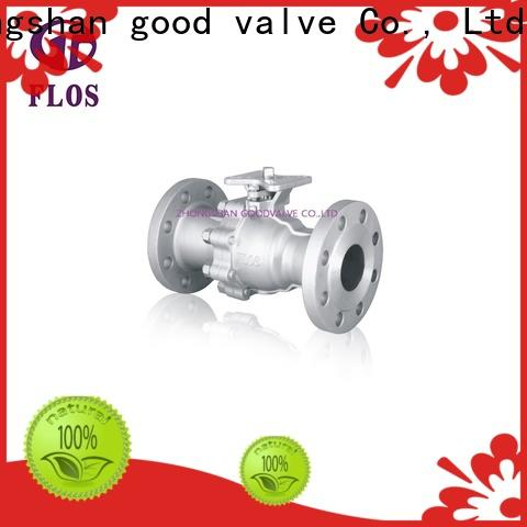 High-quality 2-piece ball valve positionerflanged company for directing flow