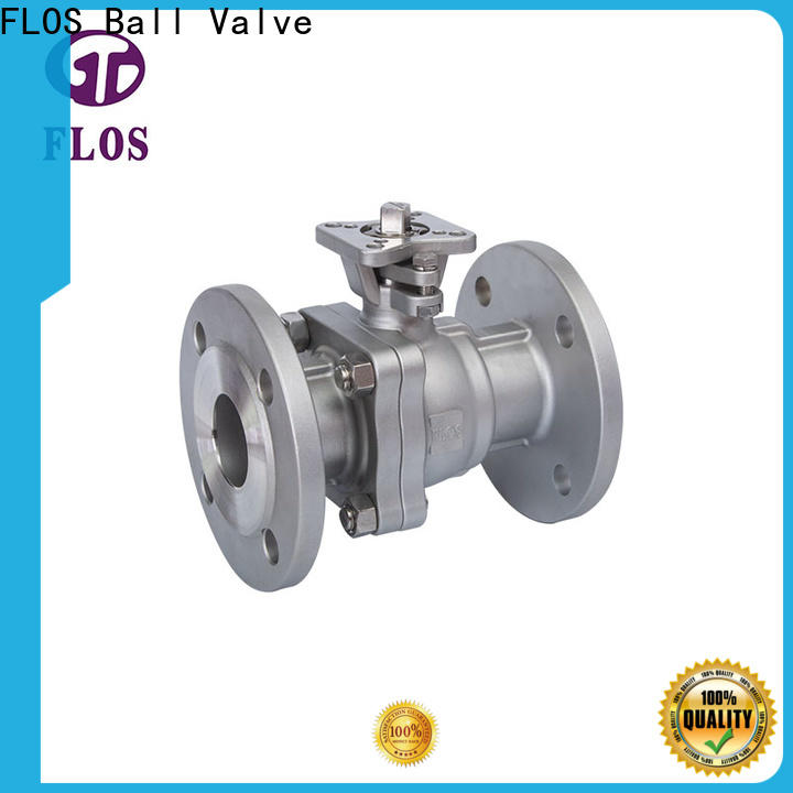 High-quality 2-piece ball valve pc factory for closing piping flow