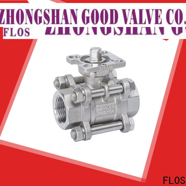 FLOS highplatform stainless valve for business for opening piping flow