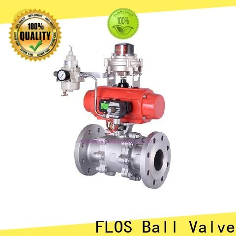 Best 3 piece stainless ball valve valvethreaded company for closing piping flow