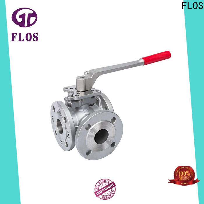 Best 3 way valve stainless manufacturers for opening piping flow