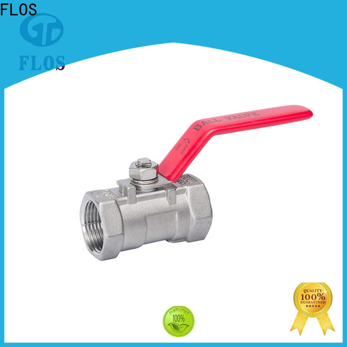 FLOS Custom ball valve for business for closing piping flow