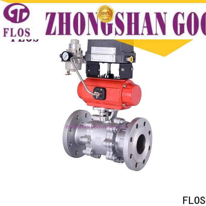 FLOS Best three piece ball valve Suppliers for opening piping flow