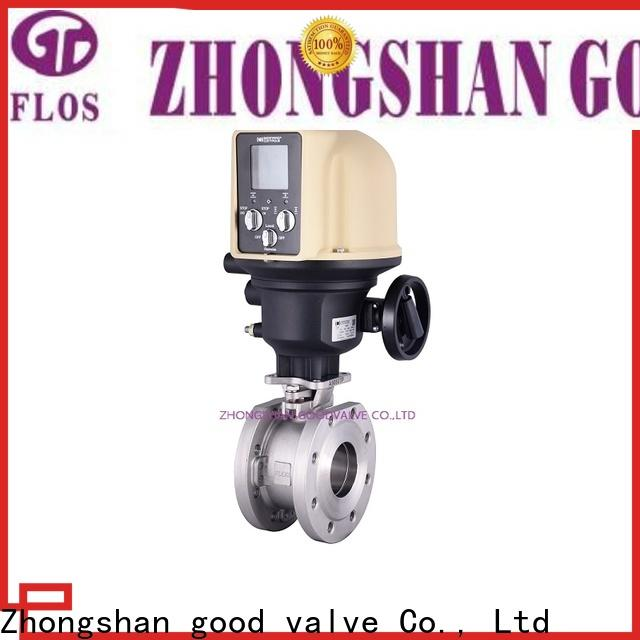 FLOS Latest one piece ball valve manufacturers for closing piping flow