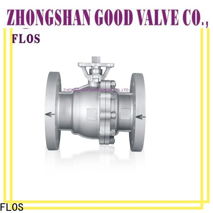 FLOS Best ball valves company for opening piping flow