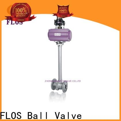 New 2 piece stainless steel ball valve switchflanged for business for directing flow