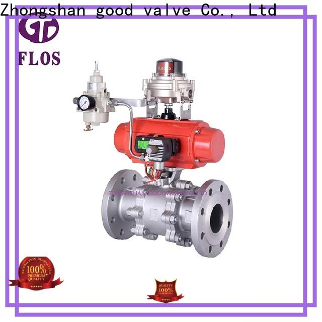 FLOS valve stainless valve factory for opening piping flow