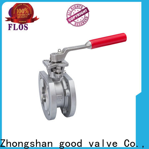 FLOS Top ball valve for business for directing flow