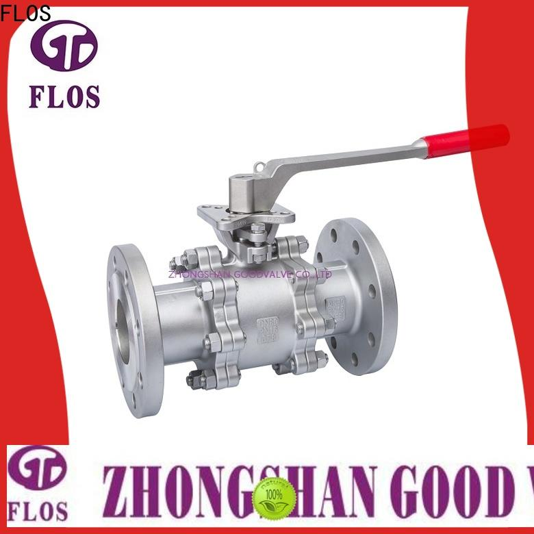 Wholesale three piece ball valve pneumatic Suppliers for opening piping flow