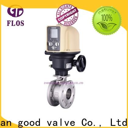 Custom one piece ball valve economic manufacturers for directing flow
