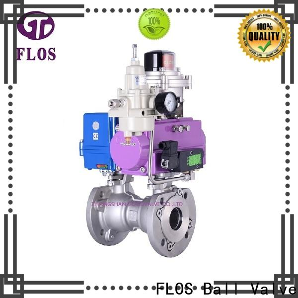 FLOS valveopenclose ball valve Suppliers for directing flow