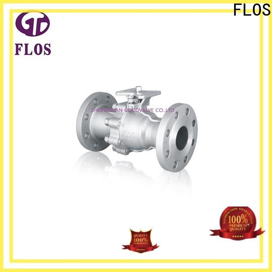 FLOS New stainless steel ball valve for business for opening piping flow