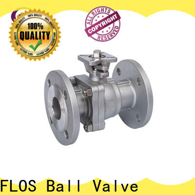 FLOS High-quality two piece ball valve Suppliers for opening piping flow