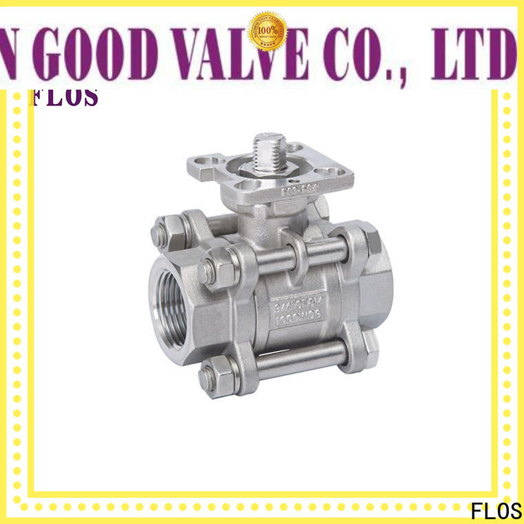 Top 3 piece stainless ball valve pneumatic Suppliers for directing flow