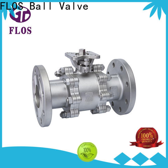 FLOS highplatform stainless valve manufacturers for opening piping flow