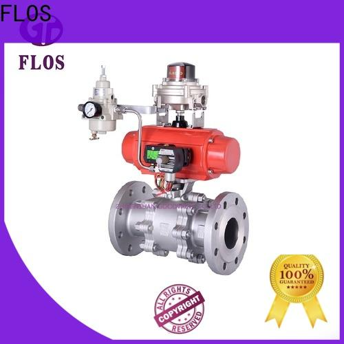 High-quality three piece ball valve pc company for opening piping flow