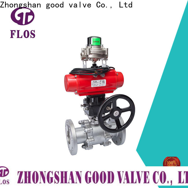 FLOS openclose stainless valve for business for directing flow