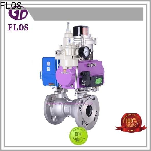 FLOS Wholesale 1 pc ball valve Suppliers for directing flow