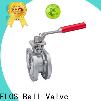 FLOS Custom 1 pc ball valve for business for closing piping flow