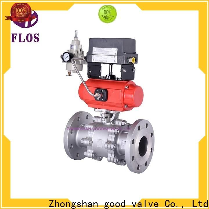 High-quality 3 piece stainless steel ball valve pc company for directing flow