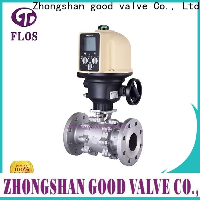 FLOS Wholesale 3 piece stainless steel ball valve factory for closing piping flow