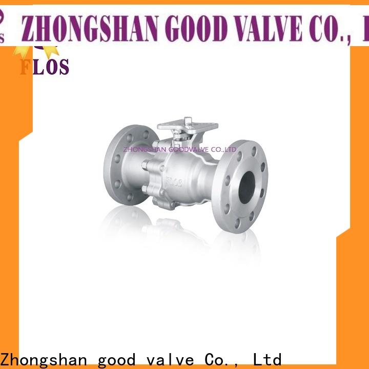 Top 2-piece ball valve highplatform for business for directing flow