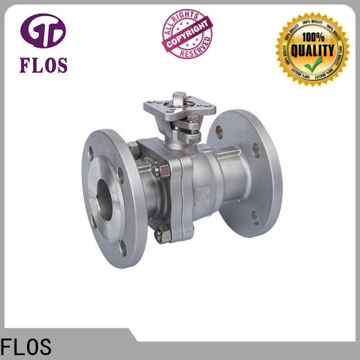 FLOS Latest stainless steel valve factory for opening piping flow
