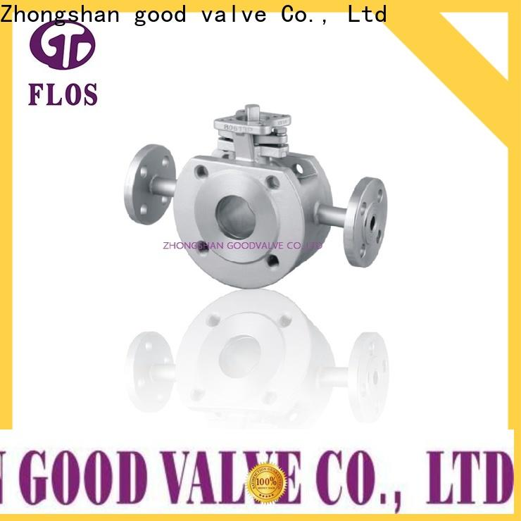 FLOS ends ball valve for business for directing flow