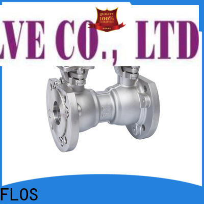 Top one piece ball valve ends factory for directing flow