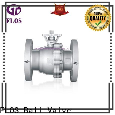 Top stainless steel ball valve pc Supply for opening piping flow