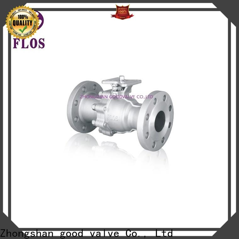 Best stainless ball valve highplatform factory for opening piping flow