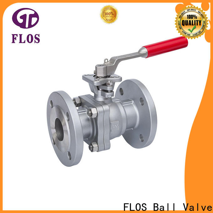 FLOS Wholesale stainless steel ball valve company for opening piping flow