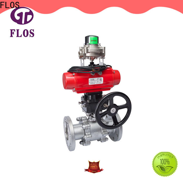 Top 3-piece ball valve pc Supply for closing piping flow